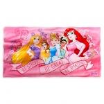 ผ้าเช็ดตัวเด็ก ดีสนีย์ ปริ้นเซส Disney Princess Beach Towel