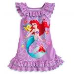 ชุดนอนเด็ก แอเรียล Ariel Nightshirt for Girls