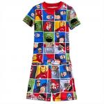ชุดนอนเด็ก มาร์เวล อเวนเจอร์ส Marvel's Avengers PJ PALS Short Set for Boys