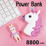 Power Bank ยูนิคอร์น 8800 mAh