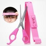 Hair Tools Bangs Cut Kit ชุดอุปกรณ์ตัดแต่งทรงผมม้า