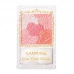 Canmake Glow Fleur Cheeks #02 Apricot Fleur