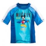 เสื้อว่ายน้ำเด็ก มิกกี้เมาส์ Mickey Mouse Clubhouse Rash Guard for Boys