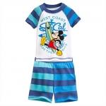 ชุดนอนเด็ก มิกกี้เมาส์ Mickey Mouse PJ PALS Short Set for Boys