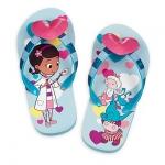 รองเท้าแตะเด็ก ด็อก แมคสตัฟฟินส์ Doc McStuffins Flip Flops for Kids