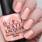 O.P.I Nail Lacquer #Dulce de Leche
