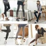 เลคกิ้งบุผ้าขน แกะ 9 ส่วน (ยาวถึงข้อเท้า)งานนำเข้าเกาหลีงานคุณภาพเกรดพรีเมี่ยม