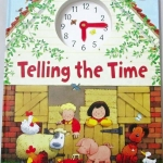 Usborne Farmyard Tales Telling the Time