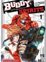 [แยกเล่ม] Buddy Spirits คู่เหล็กพิชิตอาชญากล เล่ม 1-3
