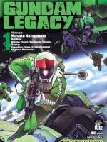 [แพ็คชุด] Gundam Legacy เล่ม 1-3