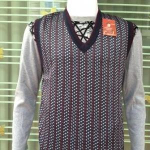 เสื้อกั๊กเล่นลายโลโก้แบรนด์ งานพรีเมี่ยม บุวูลด้านในตัวเสื้อ ให้ความอุ่นได้ดีเยี่ยม