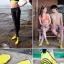 รองเท้า Ballop รุ่น Spider Yellow thumbnail 4