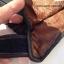 ถุงมือหนังแพะแท้ big size เลื่อนปรับขนาดที่ข้อมือได้ตามต้องการ งานเกรดพรีเมี่ยม ทัชสกรีนได้ thumbnail 5