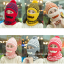 หมวกเอสกิโม อะคริลิค 4in1 H&S (หมวก+ที่ปิดหู+ที่ปิดปาก+ผ้าพันคอ) thumbnail 4