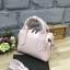 CHARLES & KEITH SOFT BOWLING BAG-สีชมพู thumbnail 5