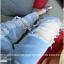กางเกงยีนส์แฟชั่น แต่งขาด แนว ๆ เท่ห์ ๆ thumbnail 5