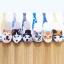 รองเท้าใส่เดินในบ้าน รองเท้าแตะในบ้าน รูปน้องเหมียวน่ารัก (Winter Lovely Cartoon Animals Slippers) thumbnail 4