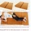 ที่นอนพยางพาราแท้100% แบบพกพา พับได้ thumbnail 1