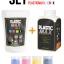เซ็ตเม็ดพลาสติก แม๊กซ์ (พลาสติกมหัศจรรย์ปั้นได้) ไซส์ L + เม็ดพลาสติกสี 4 สี CMYK - SET PLASTIC MAX SIZE : L + CMYK COLOR - Moldable Plastic for DIY CRAFT ART thumbnail 1