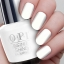 O.P.I Infinite Shine 2 Nail Lacquer 15ml #Non-Stop White