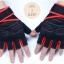 ถุงมือฟิตเนส แบบมืออาชีพ สีส้ม ไซส์ XL thumbnail 1