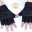 ถุงมือฟิตเนสแบบมืออาชีพ สีดำ ไซส์ L thumbnail 1