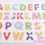 จิ๊กซอว์ไม้ ABC ( Wooden jigsaw puzzles ABC) thumbnail 1