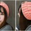 หมวกไหมพรม อะคริลิค แต่งปอมฟอกซ์ thumbnail 3