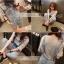 ชุดเอี๊ยม กางเกงขายาว สียีนส์ซีด thumbnail 8