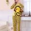 ชุดนอนแฟชั่นลายเป็ดสีเหลืองน่ารัก Sugarduck thumbnail 6
