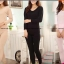 ลองจอนหญิง รุ่นบุผ้าดี ราคาถูก big size thumbnail 2