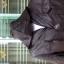 เสื้อโค้ทผ้ากึ่งหนังสีดำด้าน มีฮูด 2 งานเกรดพรีเมี่ยม thumbnail 11