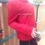 เสื้อโค้ทสีแดง งาน burberry 2 thumbnail 5