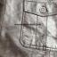เสื้อโค้ทผ้ากึ่งหนังสีดำด้าน มีฮูด 2 งานเกรดพรีเมี่ยม thumbnail 8