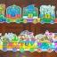 จิ้กซอว์รถไฟ ABC และ 123 ขนาดใหญ่ (Giant ABC&123 Trains Jigsaw Puzzle) thumbnail 6