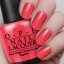 O.P.I Nail Lacquer #Live.Love.Carnaval