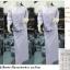 ชุดขาวปฎิบัติธรรม (เสื้อพร้อมผ้าถุง) thumbnail 1