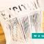 เสื้อแฟชั่น มินิเดรส EXCITING Barcode แขนซีทรู สีขาว thumbnail 5