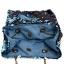 กระเป๋า Mermaid Sequin Chain Strap Crossbody Bag - Pink/Black(สีชมพู/สีดำ) thumbnail 4