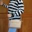Berke กระเป๋าสะพาย ปรับเก็บสายได้-สีครีม thumbnail 4
