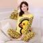 ชุดนอนแฟชั่นลายเป็ดสีเหลืองน่ารัก Sugarduck thumbnail 1