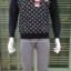 เสื้อเสวตเตอร์ ทอไหมพรม แขนยาว รุ่นคอปิด+ ซิป เล่นลายแคชเมียร์ด้านนอกตัวเสื้อ thumbnail 9