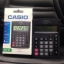 เครื่องคิดเลข Casio แท้ รุ่น MW-8V -b