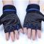 ถุงมือฟิตเนสแบบมืออาชีพ สีน้ำเงิน ไซส์ XL thumbnail 3