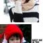 หมวก&ผ้าพันคอในตัว 2in1 SET A thumbnail 1