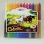 สีเทียน Amos สีเทียนเนื้อไหม 24 สี (Amos Colorix silky crayon 24 สี) thumbnail 1