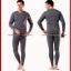 ชุดลองจอนชาย รุ่นสเปเชี่ยล สีเทา เป็นงานผ้าวูลผสมเยื่อไผ่และขนอูฐ thumbnail 1