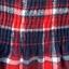 เลคกิ้งกางเกง+กระโปรง แต่งลายสก็อตน้ำเงิน+แดง บุผ้าวูลหนานุ่ม thumbnail 5