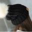 หมวกไหมพรม อะคริลิค แต่งปอมฟอกซ์ thumbnail 2