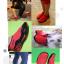 รองเท้า Ballop รุ่น Spider Red thumbnail 4